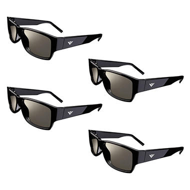 VIZIO Theater 3D Eyewear – 4 pk.