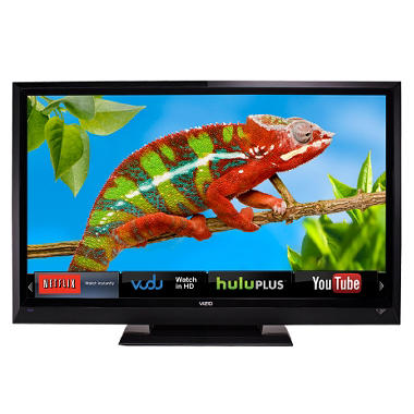 "55"" VIZIO LCD 1080p 120Hz HDTV w/ Internet Apps"