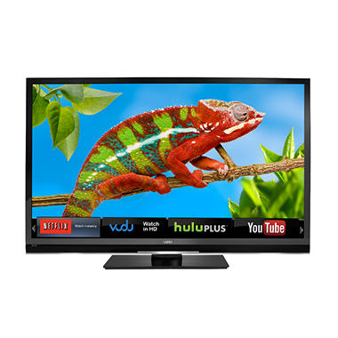"37"" VIZIO LED 1080p 120Hz Smart HDTV"