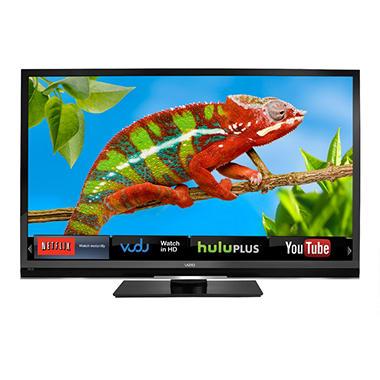 """42"""" VIZIO LED LCD 1080p 120Hz HDTV w/ Wi-Fi"""