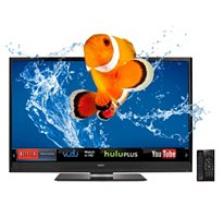 Vizio M3D550KD 55 inch 1080p 240Hz Slim Razor 3D LED LCD with Built-in Wi-Fi, VIZIO Internet Apps, Theater 3D, 1.5 inch slim Design