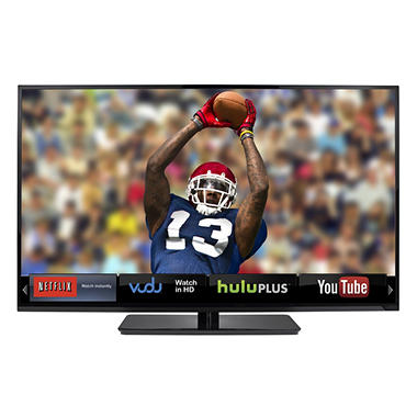 "50"" VIZIO Low-Profile LED 1080p 120Hz Smart TV"