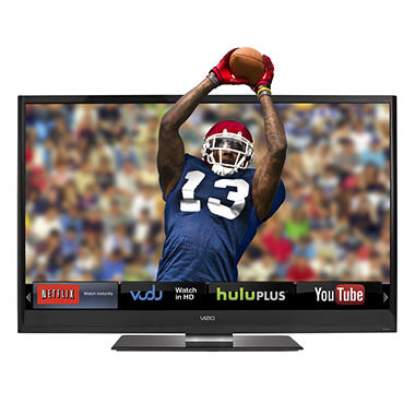 "55"" VIZIO Razor LED 1080p 120Hz Smart HDTV with Theater 3D"