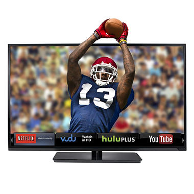 "42"" VIZIO LED 1080p 120Hz Smart 3D TV"
