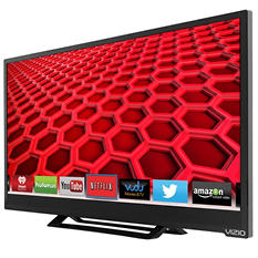 "VIZIO 24"" Class 1080p Razor LED Smart TV - E24-C1"