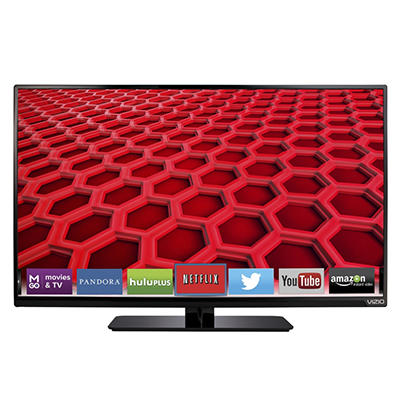 """32"""" VIZIO LED Smart TV w/ Wi-Fi"""