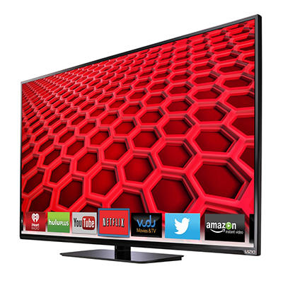 "50"" VIZIO LED 1080p 120Hz Smart HDTV w/ Wi-Fi"
