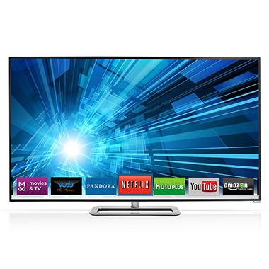 "60"" VIZIO LED 1080p 240Hz 3D Smart TV w/ Wi-Fi"