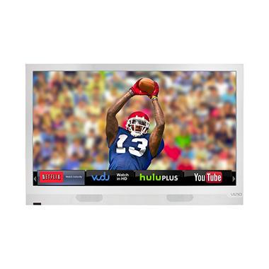 """24"""" VIZIO 1080p Razor LED Smart HDTV - White"""