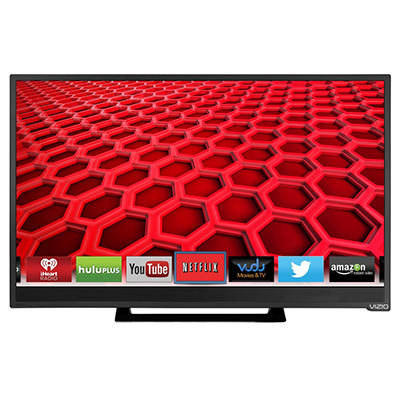 "28"" VIZIO LED 720p Smart HDTV w/ Wi-Fi"