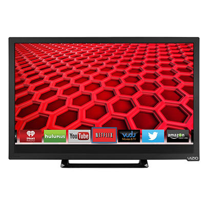 "23"" VIZIO Razor LED Smart TV w/ Wi-Fi"