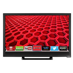 "VIZIO 23"" Class 720p Razor LED Smart TV - E231I-B1"