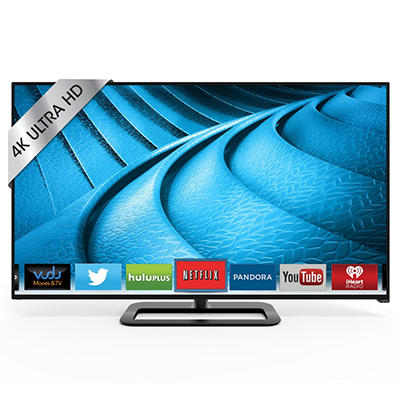 "55"" VIZIO LED Ultra HD 240Hz Smart TV w/ Wifi"