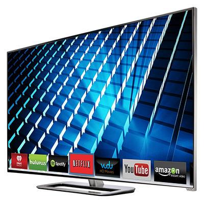 "55"" VIZIO Class Full-Array LED Smart HDTV w/ Wi-Fi"