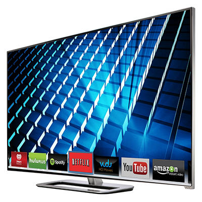 "55"" VIZIO Class Full-Array LED Smart HDTV w/ Wi-Fi"