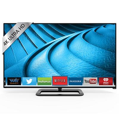 "60"" VIZIO LED 4K Ultra HD 240Hz Smart TV w/ Wifi"