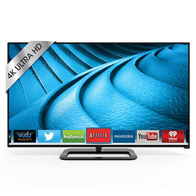 "70"" VIZIO LED Ultra HD 240Hz Smart TV w/ Wifi"