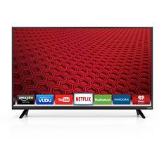 "VIZIO 43"" Class 1080p LED Smart HDTV - E43-C2"