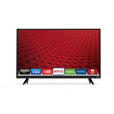 "VIZIO 32"" Class 720p LED Smart HDTV - E32h-C1"