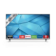 "VIZIO 43"" Class 4K Ultra HD LED Smart TV - M43-C1"