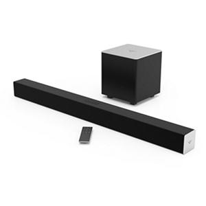 "38"" VIZIO 2.1 Soundbar w/ Wireless Subwoofer"