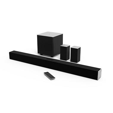 "38"" VIZIO 5.1 Soundbar with Wireless Subwoofer"
