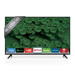 "VIZIO 55"" Class 4K Ultra HD LED Smart TV - D55u-D1"