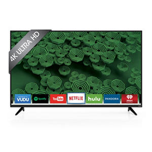 "VIZIO 58"" Class 4K Ultra HD LED Smart TV - D58u-D3"