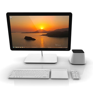 "VIZIO All-in-One Desktop Intel® Core™ i5-3210M, 1TB, 27"" LED Display"