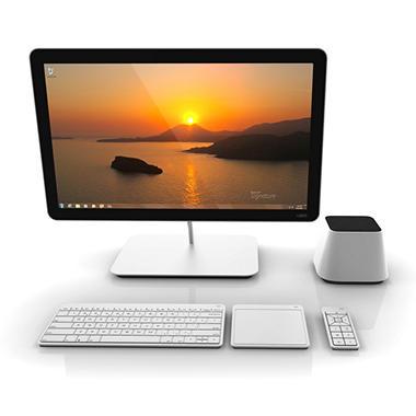 VIZIO All-in-One Desktop Intel® Core™ i3-3110M, 500GB, 24