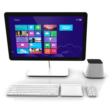 VIZIO CA24-A4 All-in-One Desktop Computer, Intel® Core™ i5-3210M, 6GB Memory, 1TB Hard Drive, 24