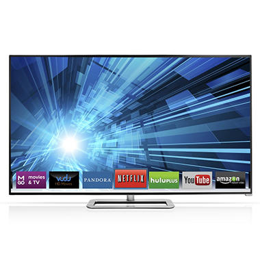 "55"" VIZIO Razor LED 1080p 240Hz 3D Smart TV"