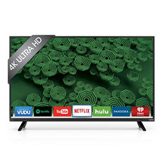 "VIZIO 40"" Class Ultra HD Full-Array LED Smart TV - D40u-D1"
