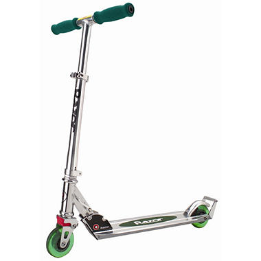 Razor® A2 Kick Scooter - Green