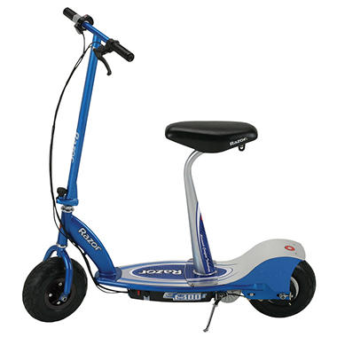 Razor® E300S Electric Scooter - Blue