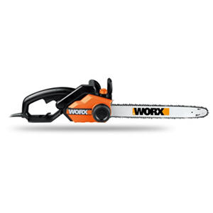 "WORX 18"" 4 HP Chainsaw - 15 Amp"