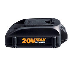 WORX 20V Max Lithium Battery (2.0 Ah)