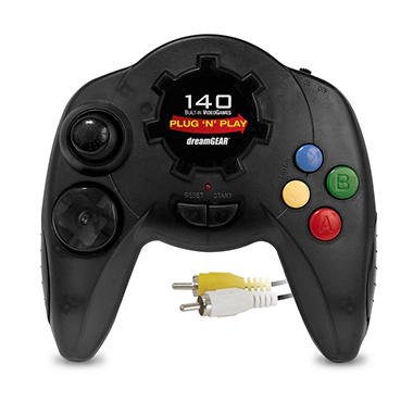 Dreamgear Plug 'n Play with 140 games