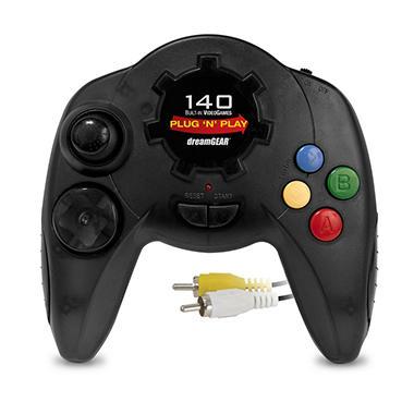 Dreamgear Plug 'n Play with 140 games