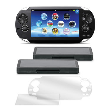 Dreamgear Protect & Store Bundle for the PS Vita