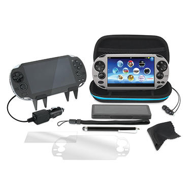 Dreamgear 11-in-1 Essentials Bundle - PS Vita