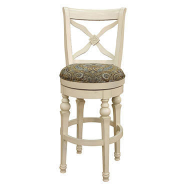 Hemingway Counter Stool Antique White