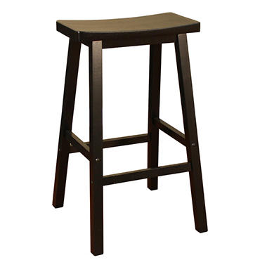 Cody Black Bar Stool