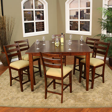Plaza I Counter Height Dining Set - 5 pc.