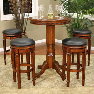Bari Pub Table Set.
