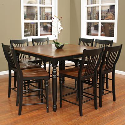 Ashby Counter Height Dining - 9 pc.
