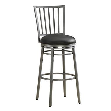 Miraculous Sale Bonita 30 Bar Height Stool Grey 714362 Cheap Dining Pabps2019 Chair Design Images Pabps2019Com
