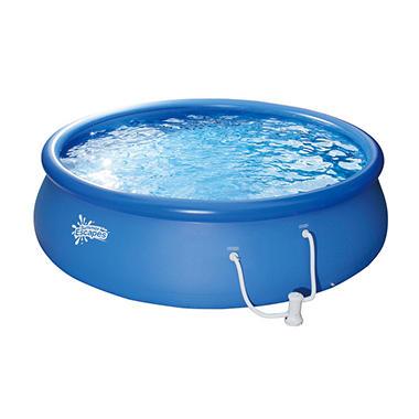 Summer Escapes 18' Quick Set Pool
