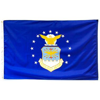 Air Force 3' x 5' Nylon Outdoor Flag