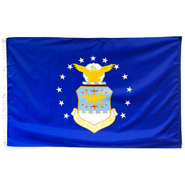 Air Force 4' x 6' Nylon Outdoor Flag